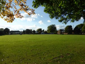 Cheltenham Borough Council leases the Grange Field to Charlton Kings Parish Council