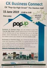 "CK Business Connect - ""Pop-Up High Street"" on 15th June 2019"