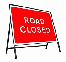 Road Closure - Greenway Lane