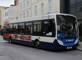 Stagecoach Charlton Kings Bus Timetable changes - 23rd February 2020