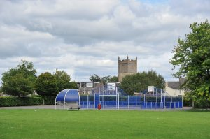 Invitation To Tender - All weather exercise path on Grange Field in Charlton Kings