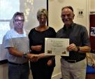 Image: Allotment Awards 2018 -  Mr and Mrs Richard Simpkins