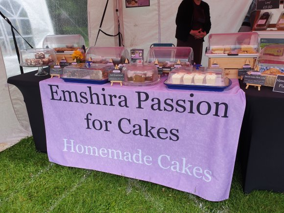 Summer Fayre - 2019 -  Emshira Passion for Cakes